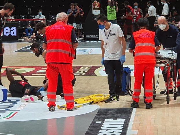 尤度在意大利超级杯遭遇严重膝伤 将赛季报销