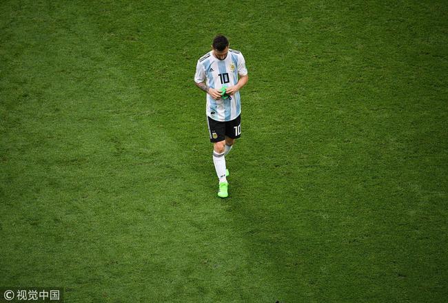 这不是属于阿根廷的足球时代