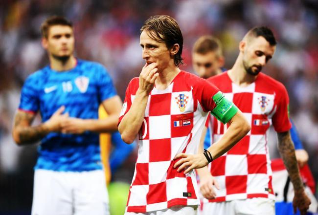 向克罗地亚致敬!你们征服了全世界球迷的心