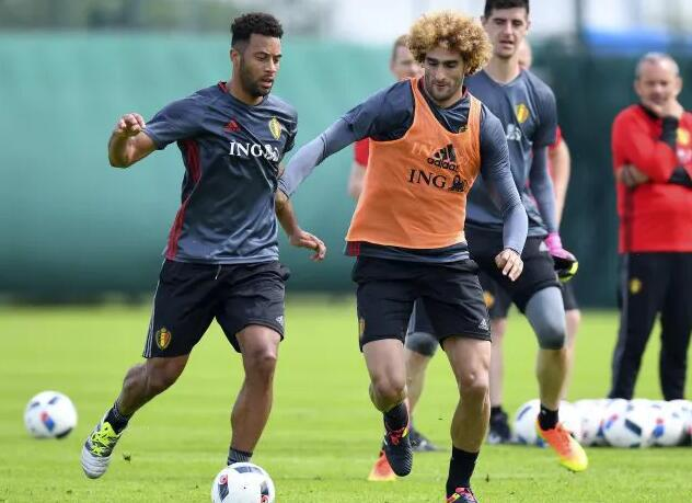 费莱尼退出比利时国家队