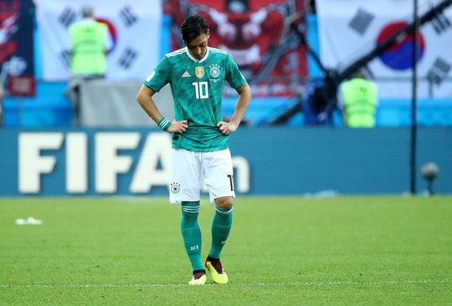 曝厄齐尔将退出德国国家队 他与足协彻底决裂了