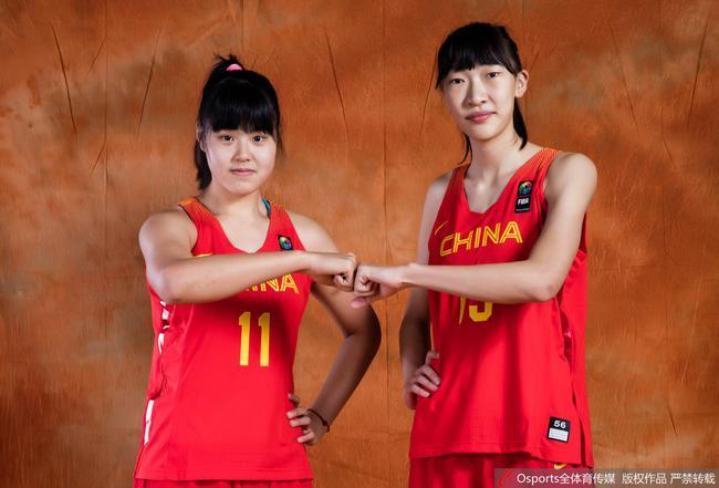韩旭与李月汝被WNBA球队选中