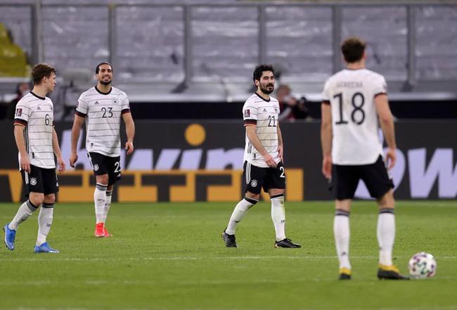 德国20年后主场再受辱!勒夫首败 世界纪录终结