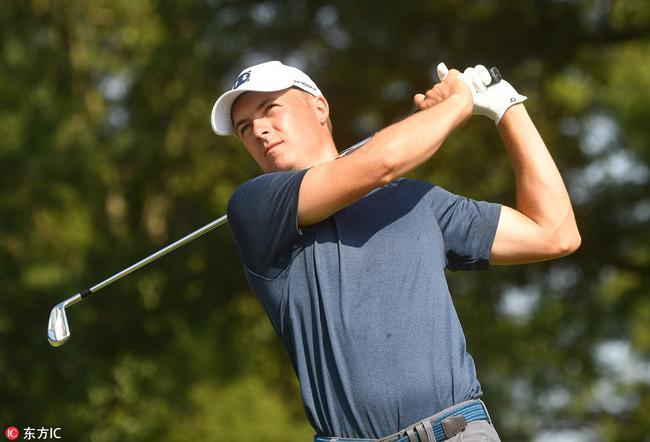 美联:PGA锦标赛低杆频现 伍德兰德平大满贯纪录