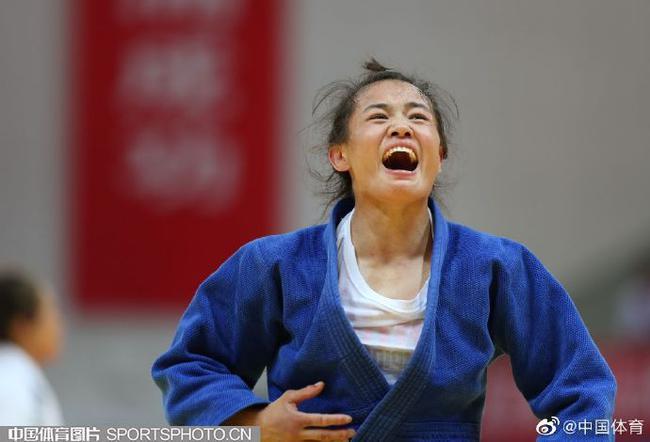 亚大柔道锦标赛李亚男卢童娟建功 中国队首日两金