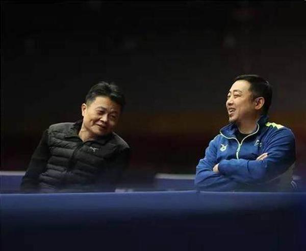 刘国梁恩师尹霄:国乒保持优势 挖掘人才是问题