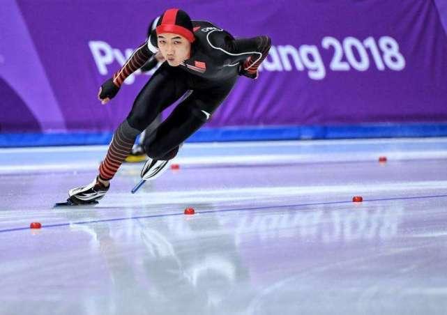 中国选手高亭宇