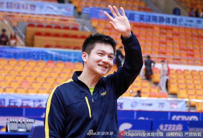 22岁的樊振东