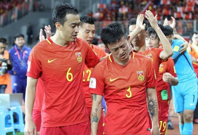 披着世界杯外衣的春晚结束了 中国足球终于喘口气