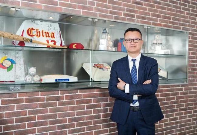 MLB中国区董事总经理李昕