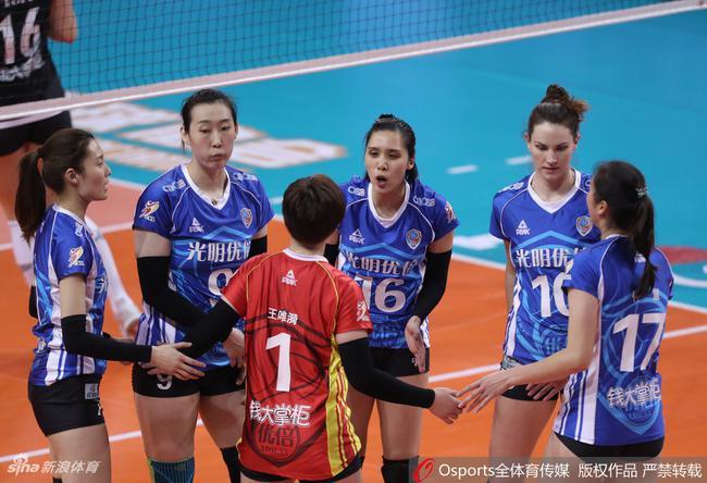 上海女排没能力挽狂澜,总比分0比3不敌?#26412;?#22899;排