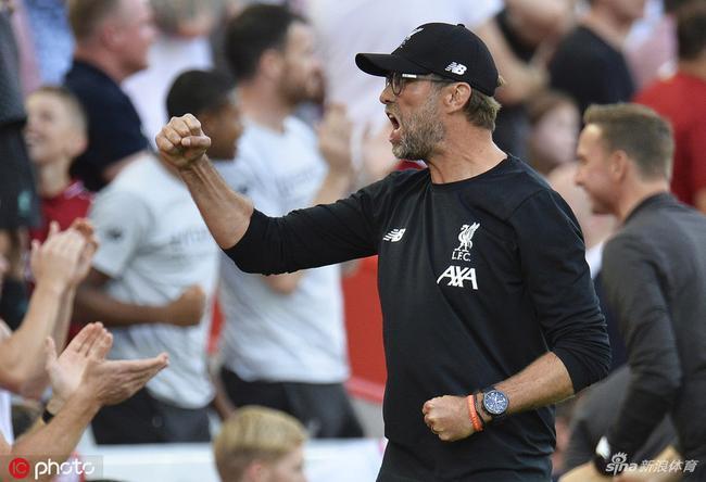 克洛普:利物浦球风不讨喜了?我们不是迪士尼乐园