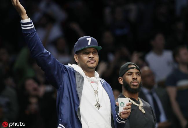 白曼巴建议安东尼学175分MVP!先去BIG3再回NBA