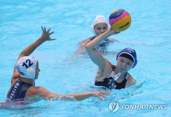 韩国队0-64惨败匈牙利