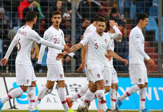 欧预赛晋级球队一览:葡萄牙成功晋级 法德西英