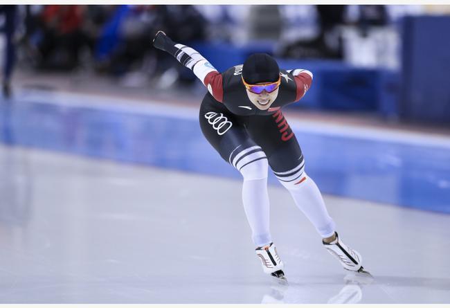 殷琦获得女子1500米比赛第22名。