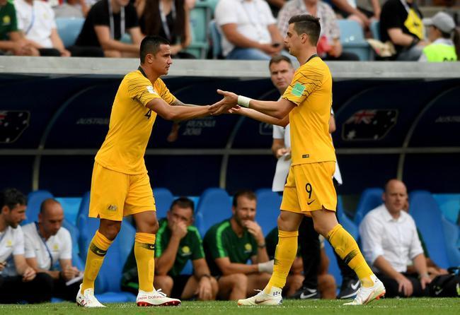 卡希尔成为首位4届世界杯出场的澳大利亚球员