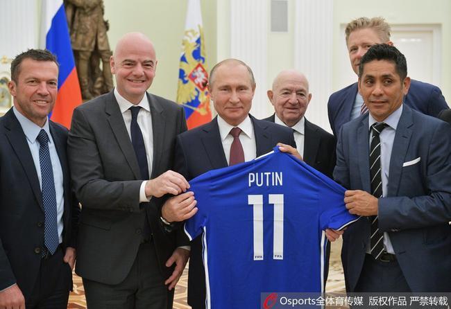 发言人:俄罗斯总统普京将现场观看世界杯决赛