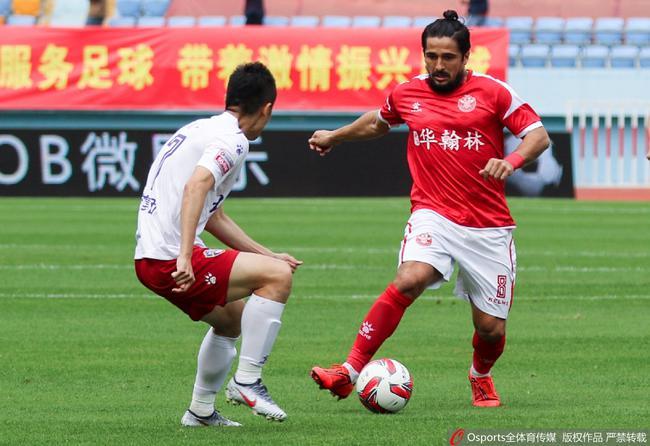 梅县铁汉与北体大 申鑫对阵川足的比赛中均闷平首场