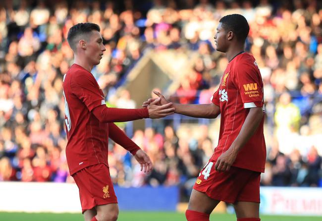 利物浦熱身首戰6-0勝