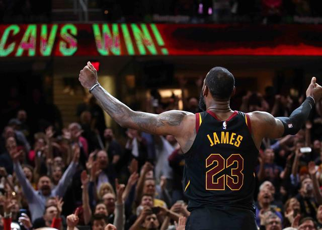 NBA赔率:篮网优势明显 詹皇重返克城率队取胜