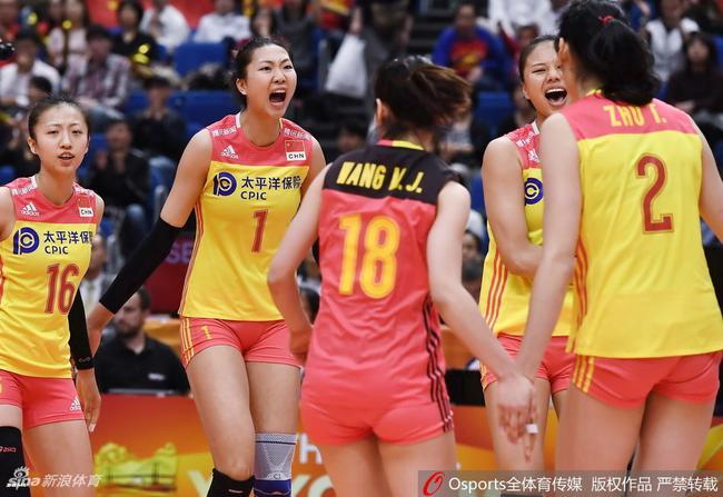 三大球国人最爱还是中国女排 输球还是巾帼英雄!