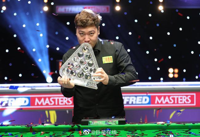 大师赛历届冠军:火箭七冠 丁俊晖颜丙涛中国力量