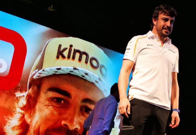 罗斯-布朗:阿隆索从未在准确的时间待在准确的车队