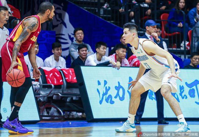 新疆VS浙江