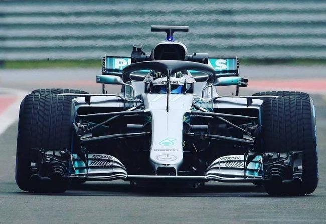 梅赛德斯将在银石赛道为两位车手安排两天试车