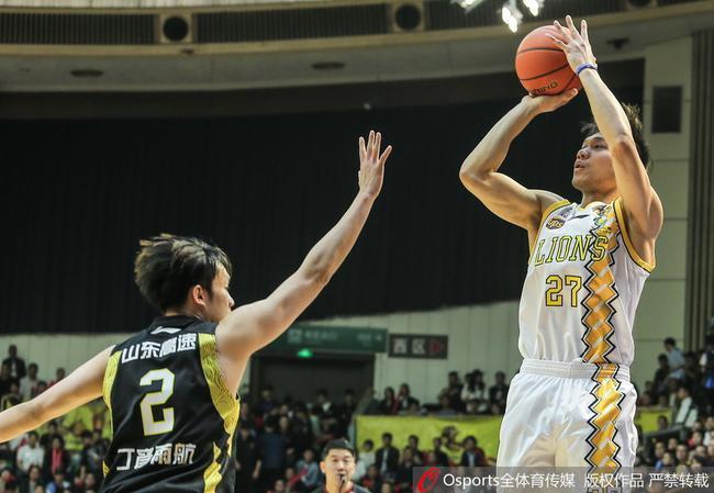 李春江:林志杰起了老将作用 拼抢弥补篮板劣势图片