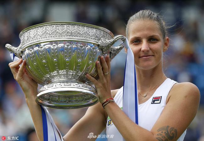 卫冕冠军卡-普利斯科娃