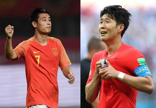观点:武磊和孙兴慜不是一个量级 对比他俩太无聊