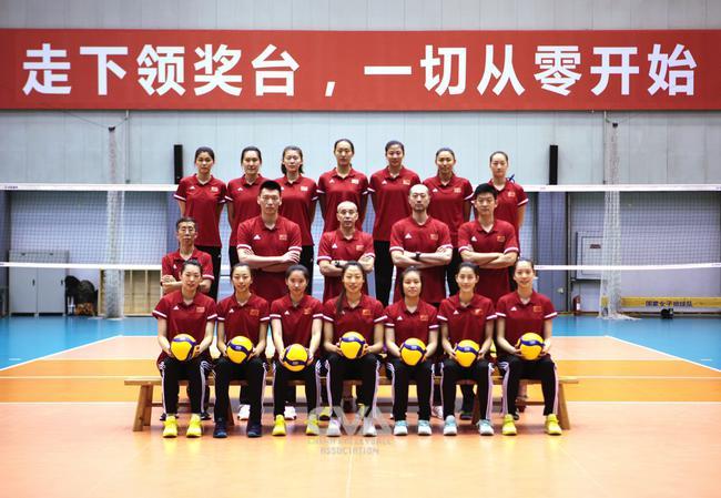 中國女排年輕陣容出戰亞錦賽 天津主攻王藝竹在列
