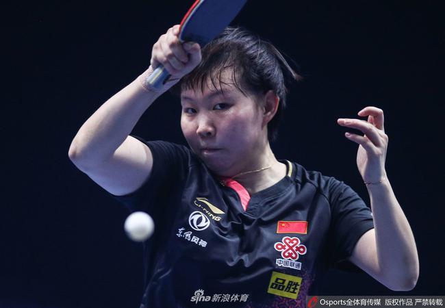 T2鉆石賽朱雨玲4-1王曼昱 成功奪得女單冠軍