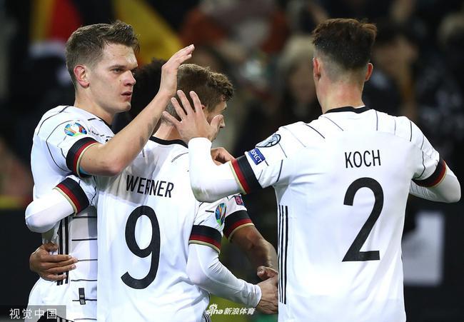 德国连续13次晋级欧洲杯正赛!神纪录欧洲第一