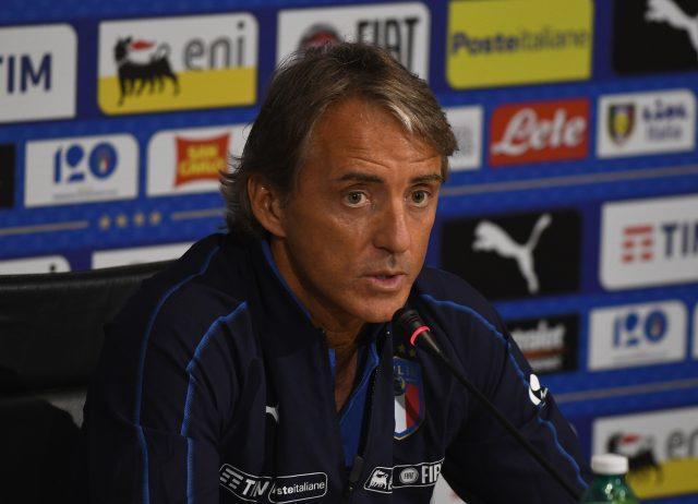 曼奇尼放豪言:意大利要拿小组第一 我很有信心