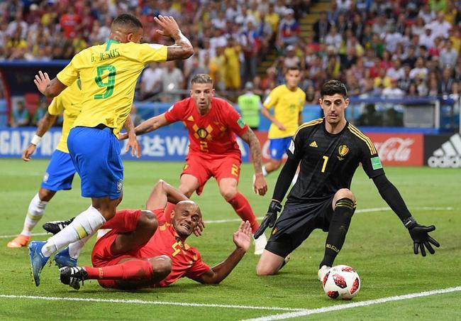 孔帕尼帮助比利时进4强
