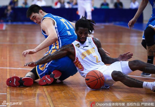 33+7+9爆发!深圳签备胎让小外援感到了压力