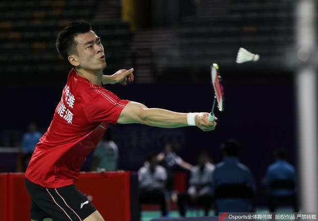 亮相全运会羽毛球资格赛 郑思维克服伤病期待奥运