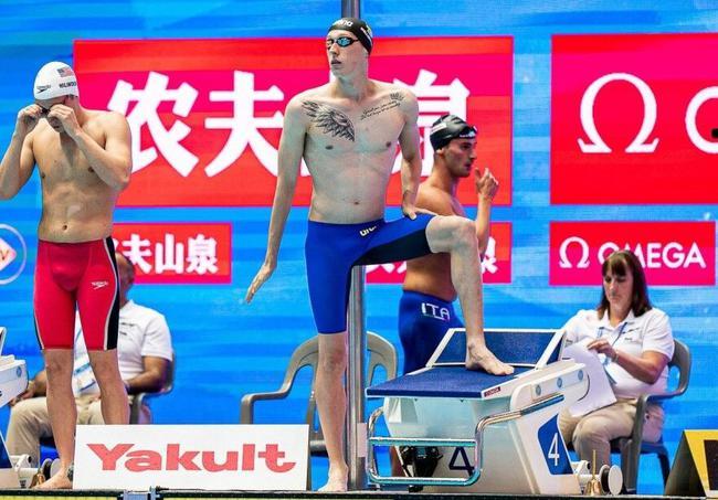 德国泳协追随加拿大 呼吁2021福冈世游赛延期