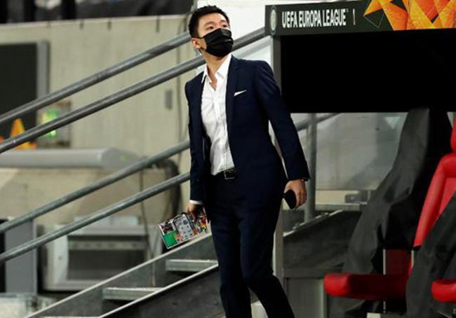 张康阳获赞成孔蒂留任国米最大赢家 少花4000万欧