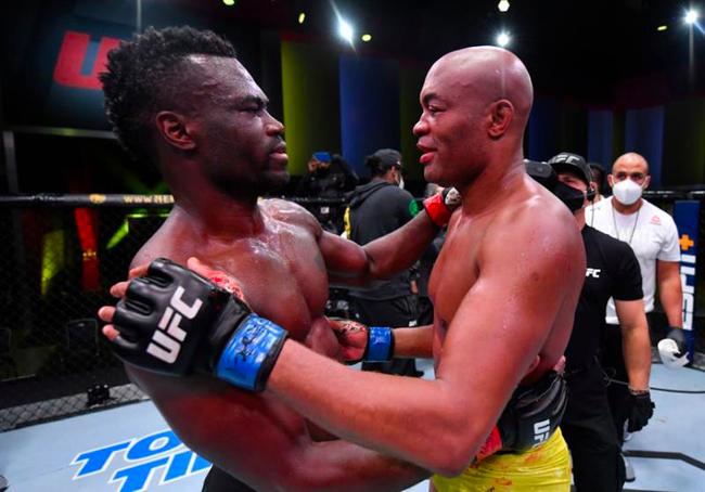 UFC格斗之夜181综述:席尔瓦最后一战遭霍尔TKO