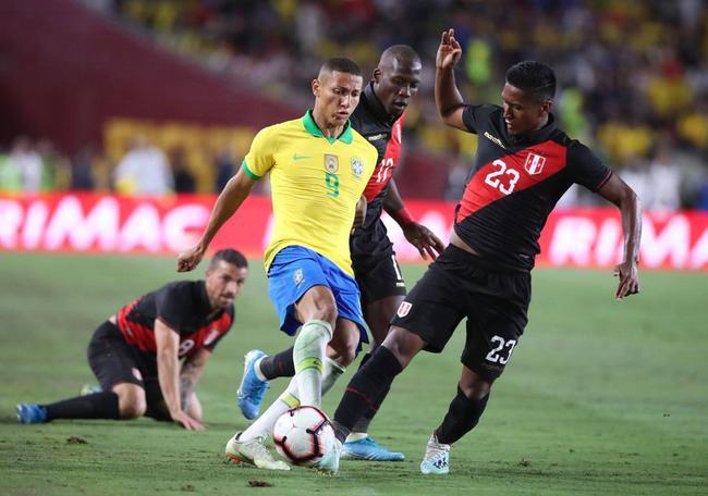 巴西遭绝杀告负