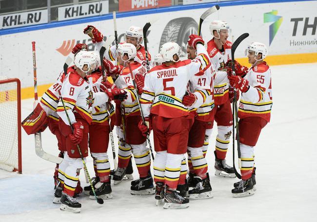 KHL万科龙成功进军季后赛