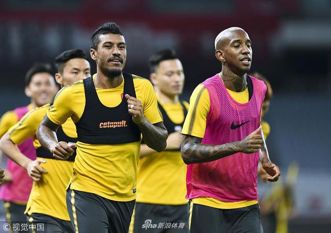 曝塔利斯卡或重返巴西国家队 恒大出色表现引关注