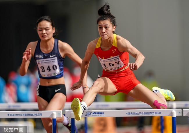郑妮娜力全力冲击奥运会资格 距达标线还有2702分