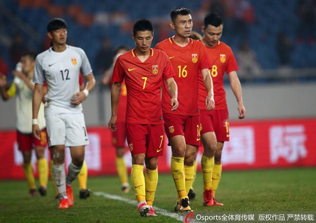 中国足球为何不行