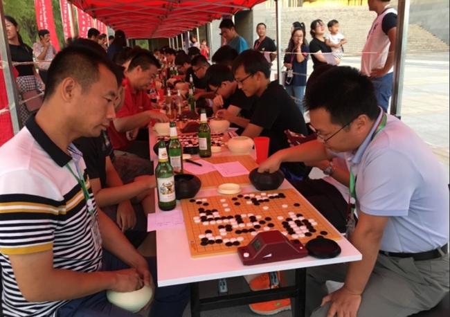啤酒围棋赛