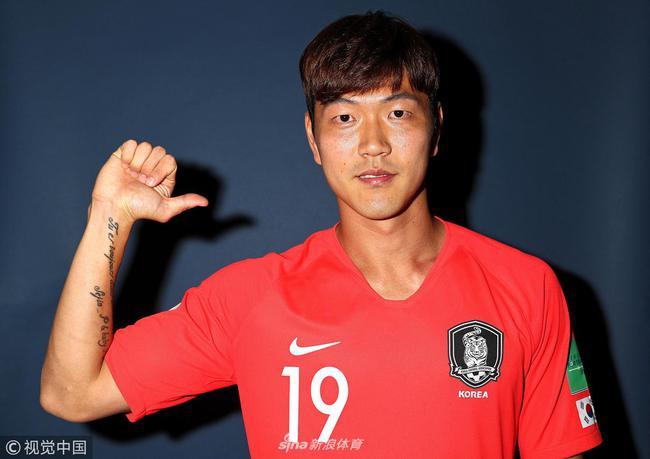 金英权成为此役韩国体现最出色的球员